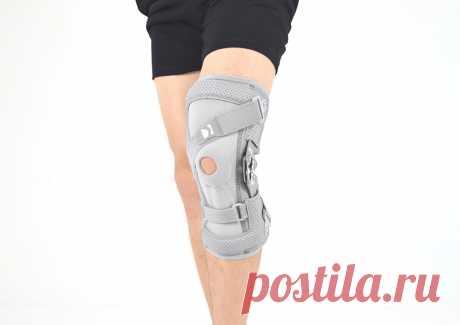 Коленные ортезы при артрозе, бандажи для лечения артроза купить в интернет-магазине с доставкой