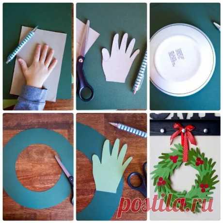 Новогодние поделки: как креативно и стильно украсить интерьер и елку (55 фото) - cozyblog - медиаплатформа МирТесен