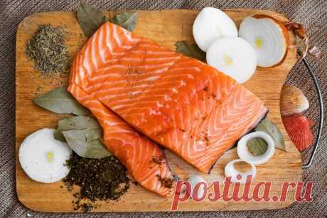 Как засолить форель в домашних условиях вкусно - рецепт с фото | Cookingfood.com.ua