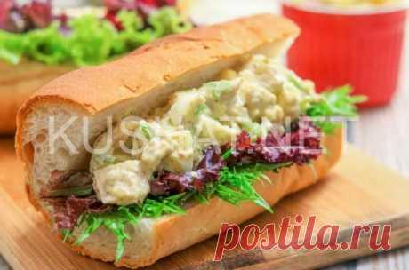 Южный салат с курицей. Пошаговый рецепт с фото   Кушать нет