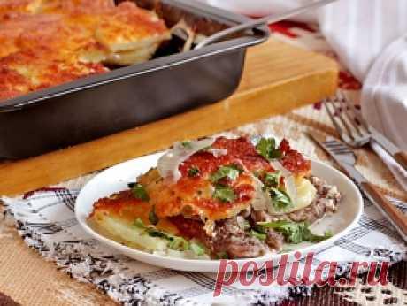 Мясо по-французски с говядины в духовке — рецепт с фото пошагово