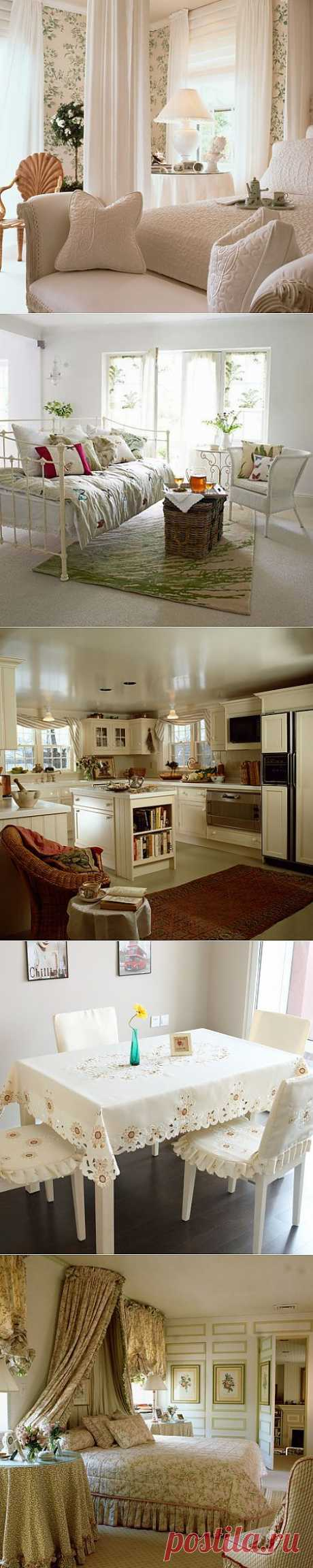 Светлое настроение вашего дома.