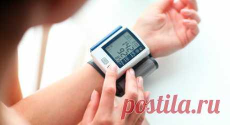Снизить давление без лекарств: 8 советов кардиолога