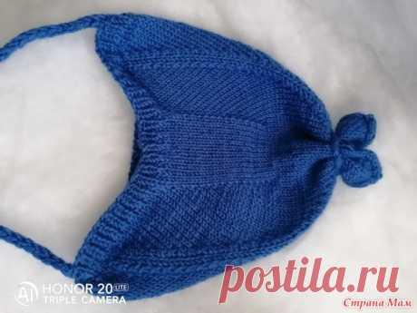 Комплект спицами для малыша - Вязание - Страна Мам