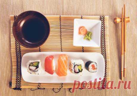 13-дневная японская диета. Худеем по-японски
