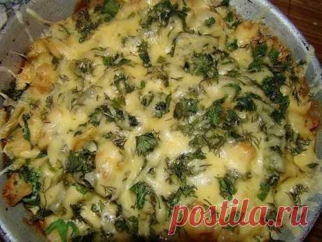 Vegetable baked pudding about crude \/ Refined culinary recipes