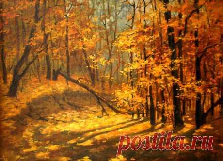 Прекрасные пейзажи Натальи Токарь