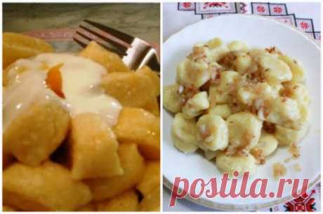 Супперский рецепт для ленивых хозяек!Ленивые вареники с картошкой