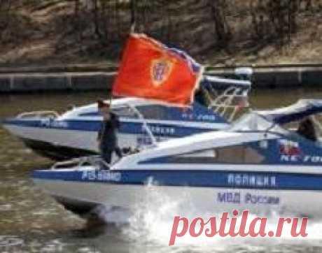 """Сегодня 25 июля отмечается """"День речной полиции в России"""""""