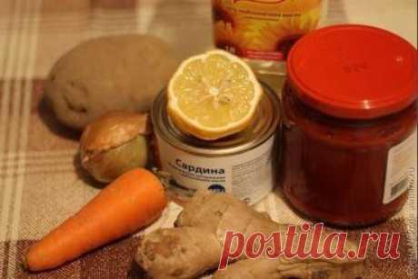 Рыбный суп с имбирем, рецепты с фото | Краше Всех
