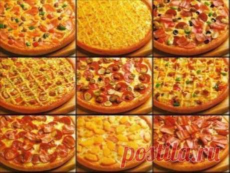 Как сделать идеальное тесто для пиццы  Ингредиенты:  Мука пшеничная просеянная — 2 стак. Показать полностью…