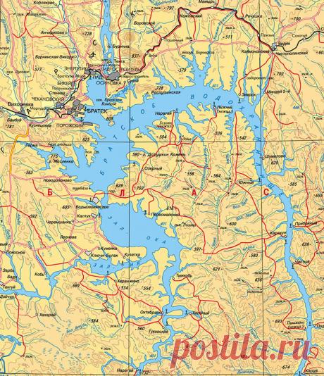 Братское море. Об этом искусственном водоеме | Популярная наука | Яндекс Дзен