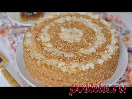 Торт Медовик. Готовим дома — Яндекс.Видео