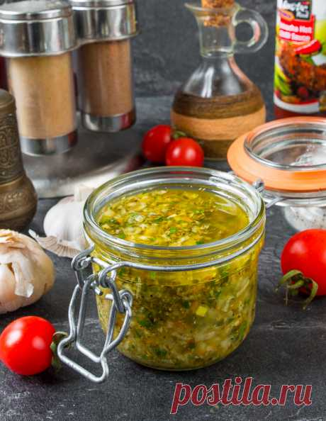 Мохо – кубинский маринад для мяса на Вкусном Блоге