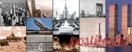 Gallery - Photos of the past. Retro photos of mankind's habitat. Archive of historical photos, generated by users