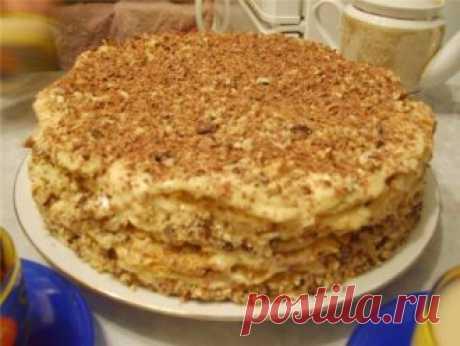 Быстрый и вкусный тортик «Без заморочек» и без выпечки - Приготовим вкусно