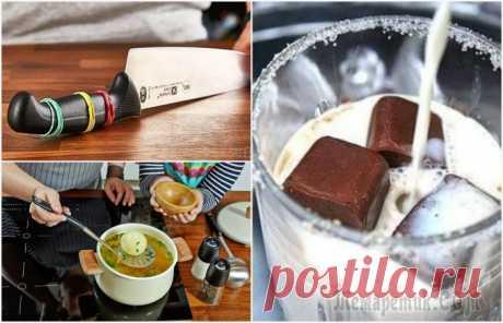15 кулинарных советов из мужского журнала, которыми не побрезгуют и опытные хозяйки
