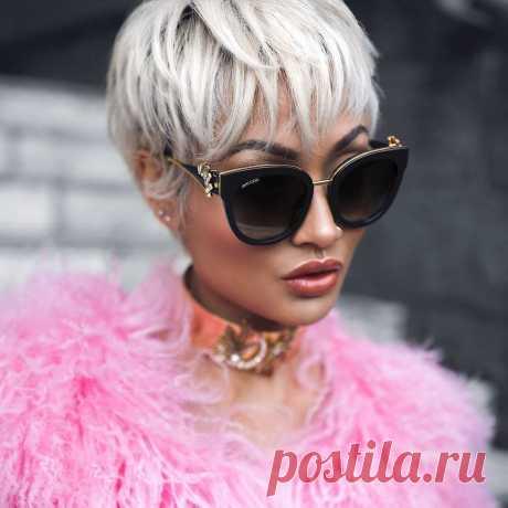 Модные стрижки на короткие волосы 2018: 16 стильных вариантов