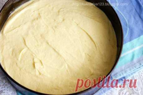 387. Яблочный пирог-торт