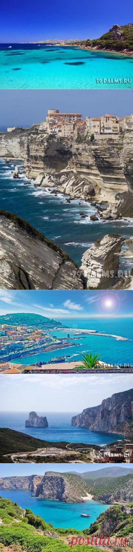 Чудесная Сардиния / Туристический спутник