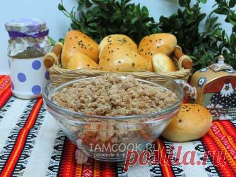 Начинка мясная для пирожков из дрожжевого теста — рецепт с фото пошагово. Очень вкусная начинка с мясом для дрожжевых пирожков!