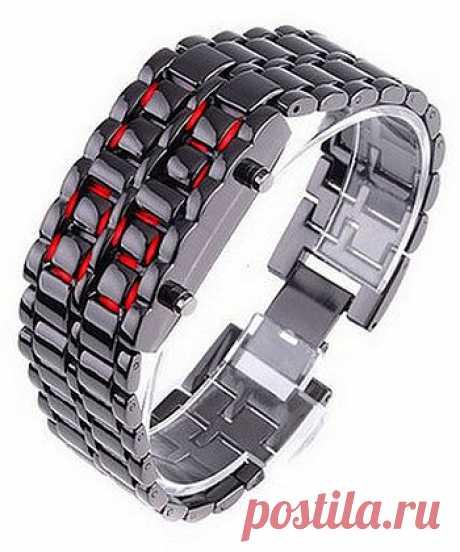 Часы iron samurai Стильный аксессуар доставит удовольствие и себе, и окружающим.