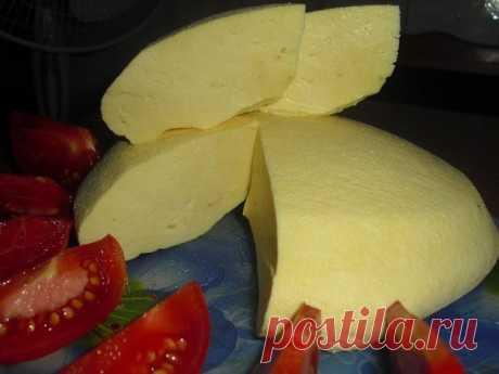 """Сыр """"А ля Адыгейский""""  Айгуль Гарипова Это просто оочень! оочень! ооочень вкусный, нежный и супер-сливочный сыр!!! Попробуйте обязательно!!! Копирую слова автора. спасибо ей большое, за рецепт!!))  Ирина Пронина  Если Вы когда-нибудь ели хороший Адыгейский сыр, то от этого Вы точно будете в восторге! А еще - он ооочень просто готовится)"""