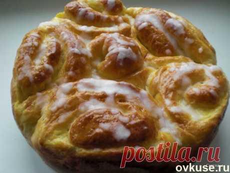 Булочки с кремом патисьер - Простые рецепты Овкусе.ру