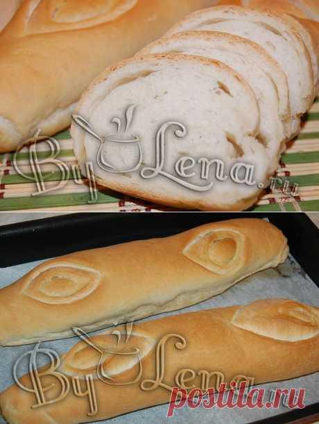 Испанский хлеб.