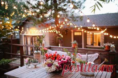 15 простых идей для создания уюта на даче Как создать уют на даче? Публикуем простые идеи и с реальными фото.