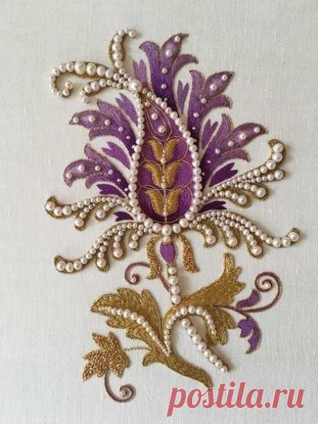 Magnificent embroidery. Ideas.