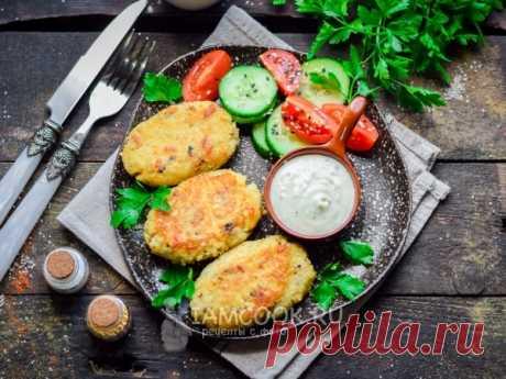 Котлеты из рыбных консервов с кускусом — рецепт с фото Необычные и невероятно вкусные котлеты из рыбных консервов!