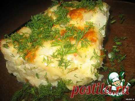 Cauliflower casserole - the culinary recipe
