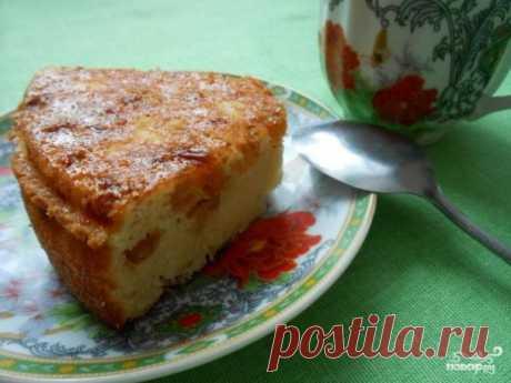 Манник на кефире простой - пошаговый рецепт с фото на Повар.ру