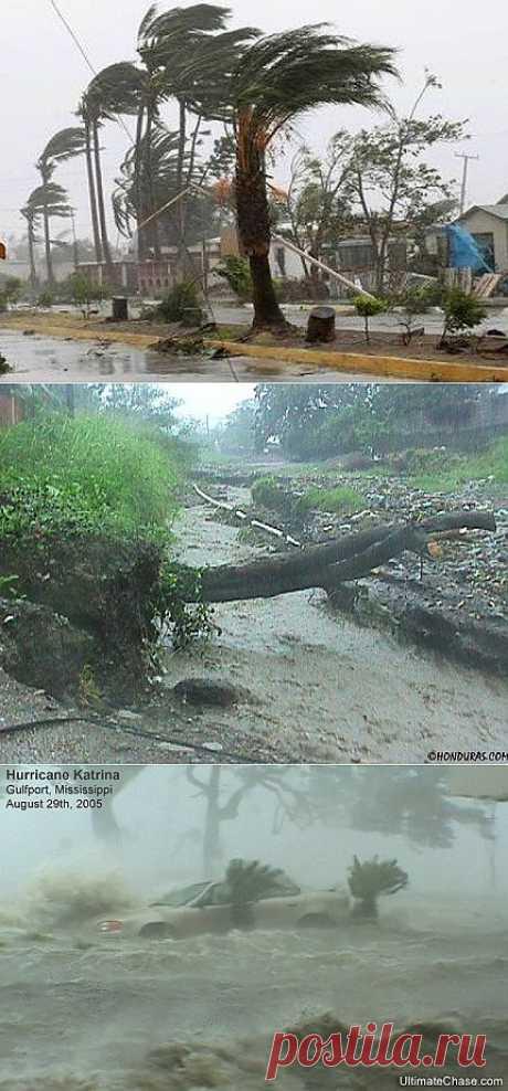 Самые сильные ураганы в мире, самый мощный и большой ураган на видео