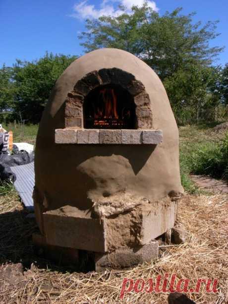 Как самостоятельно построить малобюджетную печь для домашней выпечки на InfoHome.com.ua