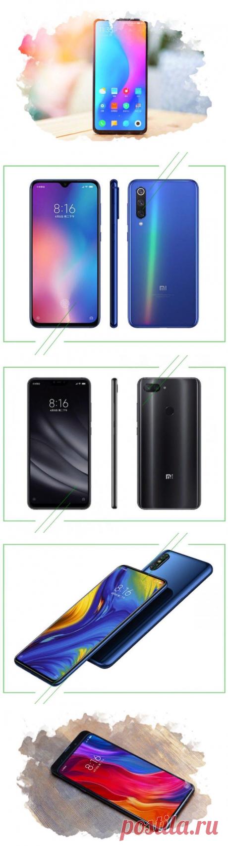 ТОП-7 лучших смартфонов Xiaomi 2019