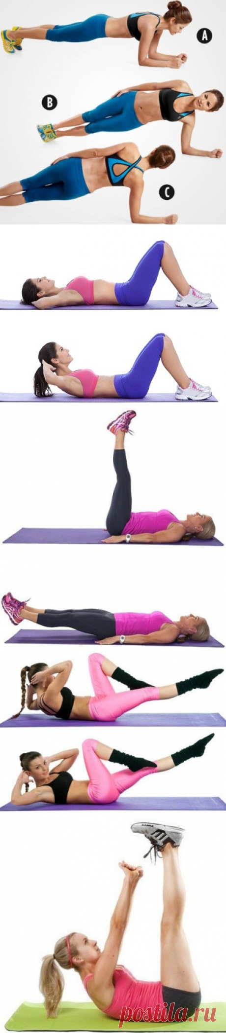 8 Simple Exercises to Reduce Hanging Lower Belly Fat