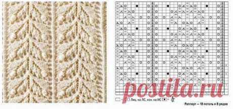 Нежность ажура: 17 узоров + схемы | Рукоделие с Татьяной Н | Яндекс Дзен