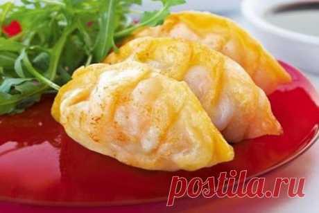 Японские пельмени гедза (Геза) с мясным фаршем рецепт – японская кухня: основные блюда. «Еда»