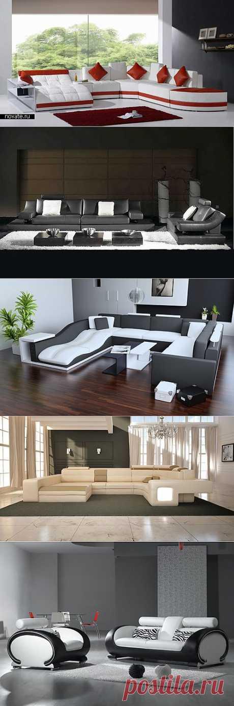 Эксклюзивная мягкая мебель   Идеи вашего дома   Архитектура и интерьер