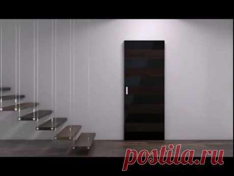 ✅ Установка двери Magic от Profil Doors своими руками!!!