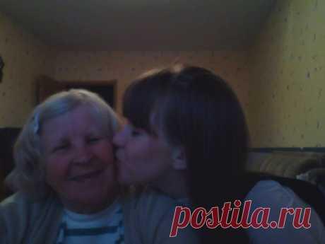 я и моя внучка:)