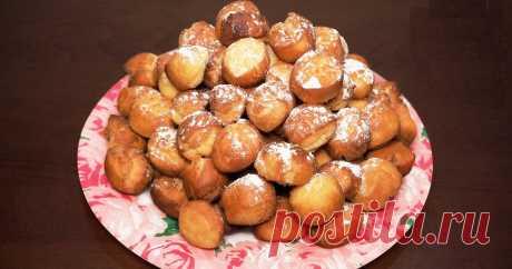 Пончики на сгущёнке за 10 минут — видеорецепт в Журнале Маркета Простой видеорецепт пончиков на сгущёнке, которые можно приготовить в мультиварке всего за 10 минут.