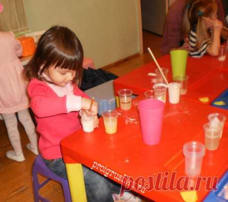 Занимательная химия для детей 2-3 лет. Химические опыты для детей | Детские игрушки и развивающие игры