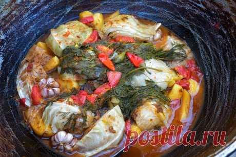 Узбекская кухня: готовим дымламу — Фактор Вкуса
