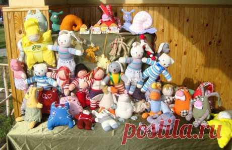 Вальдорфские куклы (30 фото)/ Этот удивительный мир