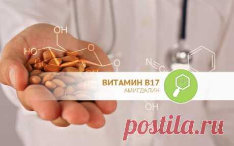 Витамин B17 ᐈ Что это, Назначение, Формы, Источники, Как принимать?