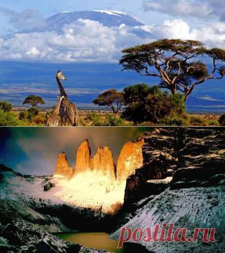 Самые популярные туристические восхождения — Природа — Релакс!