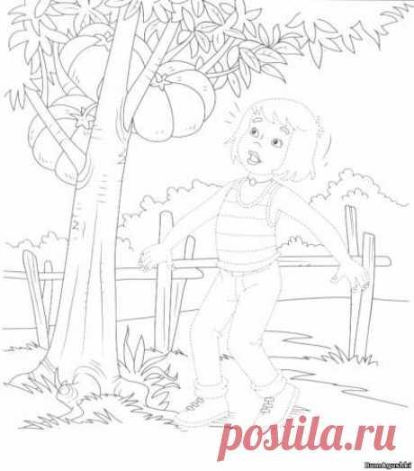 sitio25 - Соединяем по точкам - Дошкольное развитие ребенка - БумАгушки - детские раскраски и многое другое